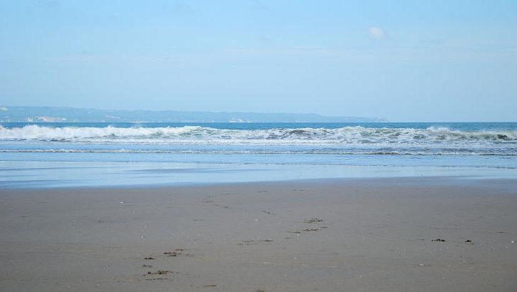 Strand von Canggu, Südbali