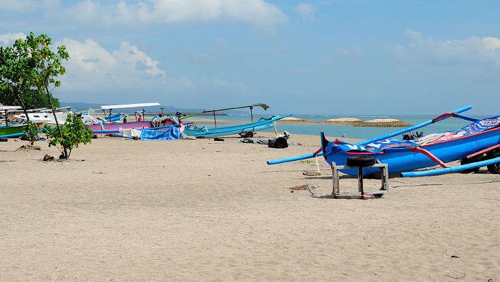 Strand von Tuban, Bali