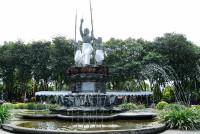 Taman Puputan in Denpasar, Bali