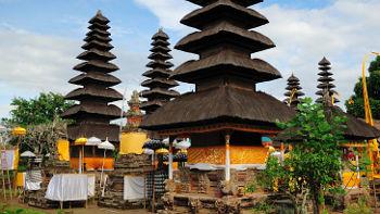 Tempel in Mengwi, Bali