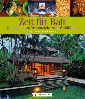 Buchcover von Zeit für Bali