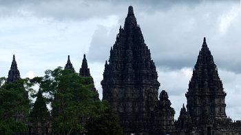 Hinduistischer Tempel Prambanan, Java