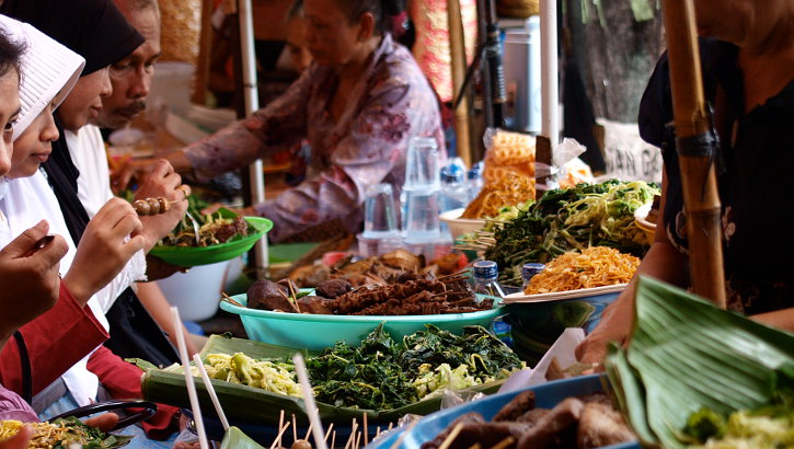 Yogyakarta: Ein Zauber aus 1000 und 1 Nacht
