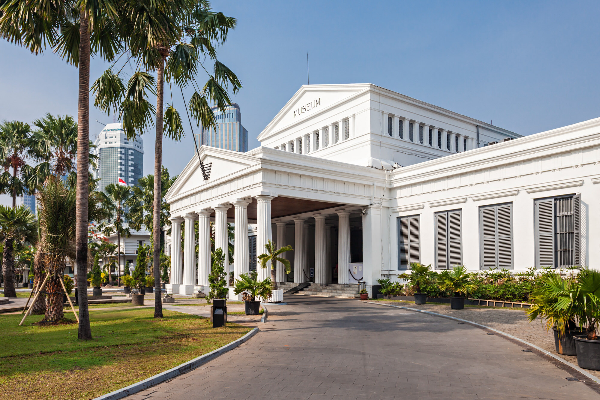Indonesisches Nationalmuseum Gedung Gajah