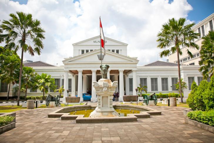 Nationalmuseum Gedung Gajah, Jakarta, Java, Indonesien