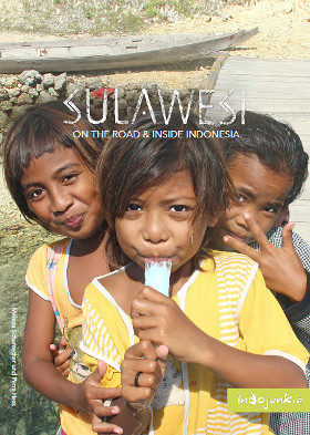 Buchcover von Sulawesi – On The Road and Inside Indonesia